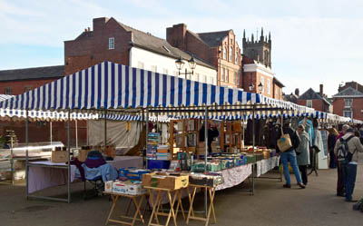 Ludlow Local Produce Market