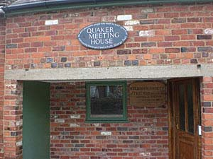 Ludlow Quaker Friends Meeting House
