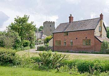 Brookside cottage clunbury for Brookside cottages
